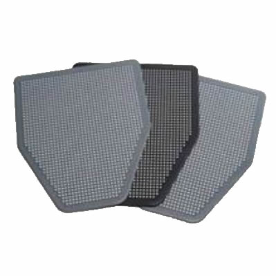 Urinal mats splash catchers